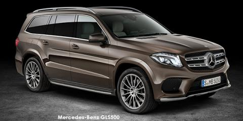 New mercedes benz gls gls500 up to r 15 319 discount new for Mercedes benz new car deals
