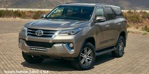 ToyotaFortuner New generation