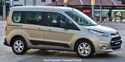 Ford Tourneo Connect 1.0T Titanium