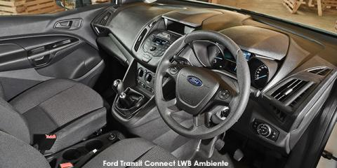 Ford Transit Connect 1.0T SWB Ambiente