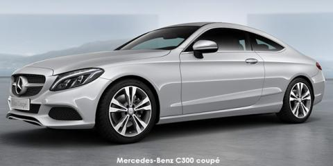 Mercedes-Benz C220d coupe