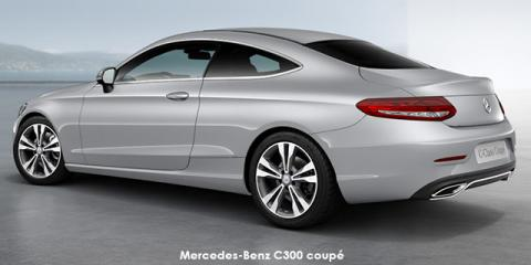 Mercedes-Benz C220d coupe auto