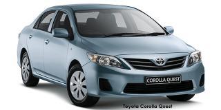 Toyota Corolla Quest
