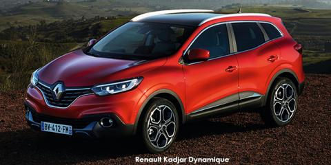 Renault Kadjar 96kW TCe Dynamique