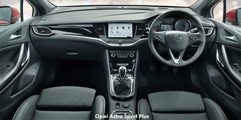 Opel Astra hatch 1.4T Sport