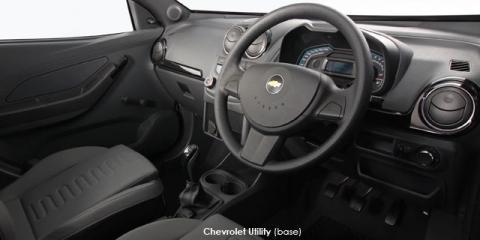 Chevrolet Utility 1.4 (aircon+ABS)