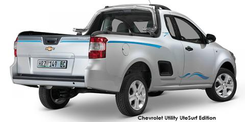 Chevrolet Utility 1.4 UteSurf Edition