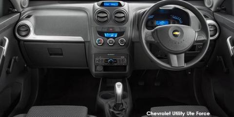 Chevrolet Utility 1.4 UteForce Edition