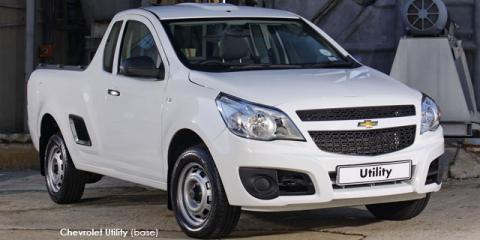 Chevrolet Utility 1.8