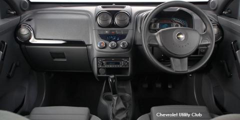 Chevrolet Utility 1.8 Club