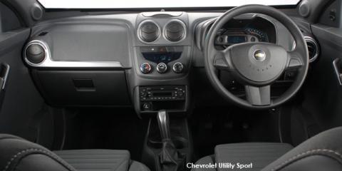 Chevrolet Utility 1.8 Sport