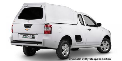 Chevrolet Utility 1.4 UteSpaza Edition