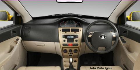 Tata Vista 1.4 Ini Bounce