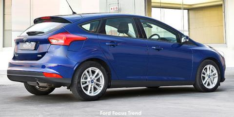 Ford Focus hatch 1.6TDCi Ambiente