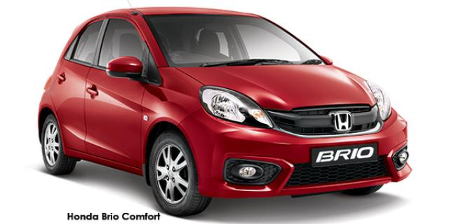 Honda Brio Hatch + bluetooth 1.2 Comfort 5-Dr
