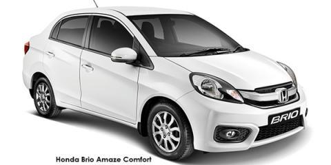 Honda Brio Amaze sedan 1.2 Comfort auto