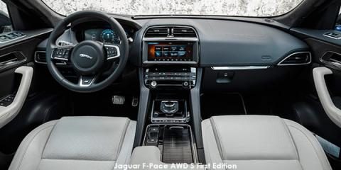 Jaguar F-Pace 30d AWD S First Edition