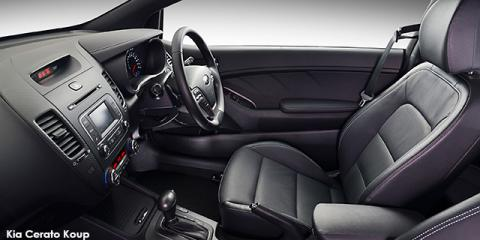 Kia Cerato Koup 1.6T auto