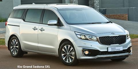 Kia Grand Sedona 3.3 V6 SX