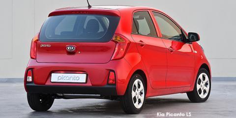 Kia Picanto 1.2 LS auto