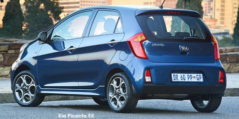 Kia Picanto 1.2 EX auto