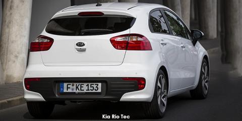Kia Rio hatch 1.4 auto