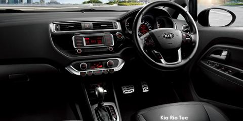 Kia Rio hatch 1.4 Tec