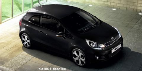 Kia Rio hatch 3-door 1.4 Tec