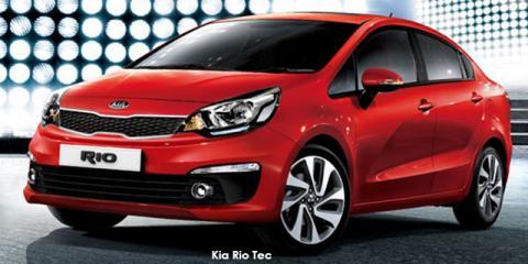 Kia Rio sedan 1.4 auto