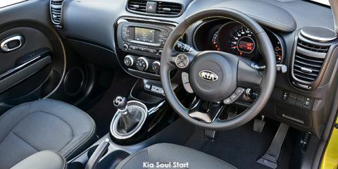 Kia Soul 1.6 Start auto