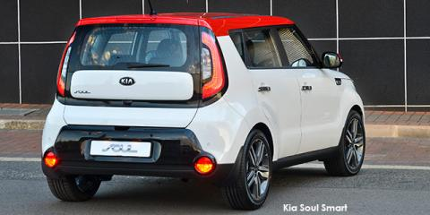 Kia Soul 1.6D Smart auto