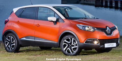Renault Captur 66kW dCi Dynamique