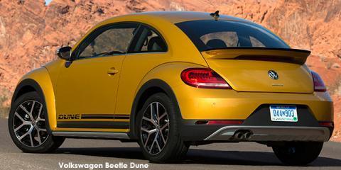 Volkswagen Beetle Dune 1.4TSI