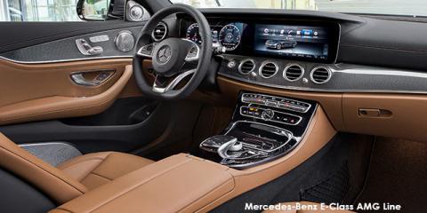 Mercedes-Benz E200 AMG Line
