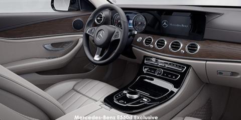 Mercedes-Benz E220d Exclusive