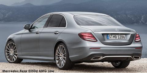 Mercedes-Benz E220d AMG Line