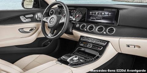Mercedes-Benz E350d Avantgarde