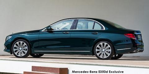 Mercedes-Benz E350d Exclusive
