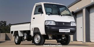 Suzuki Super Carry - Image credit: © 2020 duoporta. Generic Image shown.
