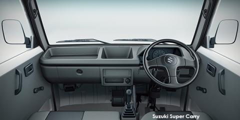 Suzuki Super Carry 1.2 - Image credit: © 2021 duoporta. Generic Image shown.