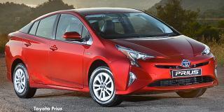 Toyota Prius - Image credit: © 2018 duoporta. Generic Image shown.