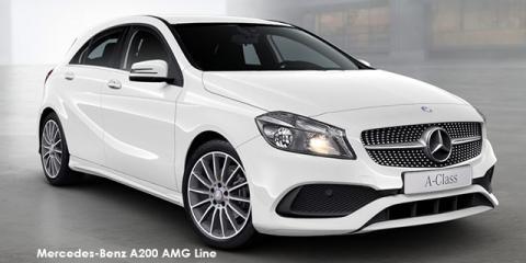 Mercedes-Benz A200 AMG Line auto