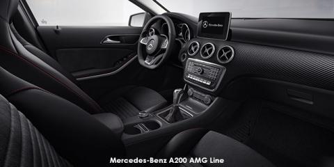 Mercedes-Benz A200d AMG Line