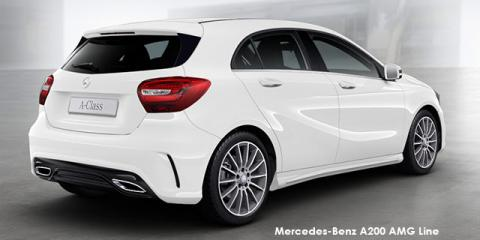 Mercedes-Benz A200d AMG Line auto