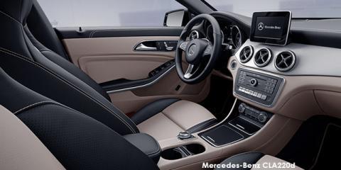 Mercedes-Benz CLA200d auto