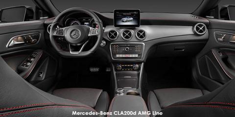 Mercedes-Benz CLA200d AMG Line