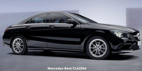 Mercedes-Benz CLA220d