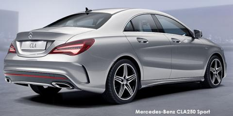 New mercedes benz cla cla250 sport 4matic up to r 6 681 for Mercedes benz new car deals
