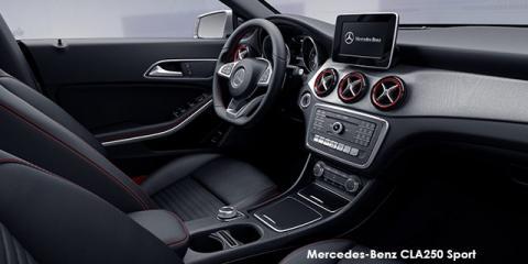 Mercedes-Benz CLA250 Sport 4Matic