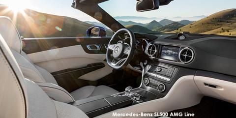 Mercedes-Benz SL500 AMG Line